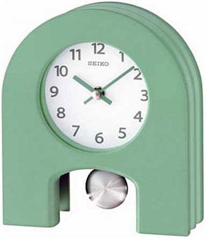 Seiko Настенные часы Seiko QXN226M. Коллекция Интерьерные часы seiko будильник seiko qhl057wn коллекция интерьерные часы