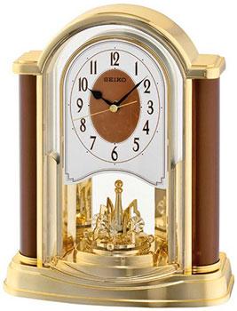 Seiko Настольные часы Seiko QXN228BT. Коллекция Настольные часы б у 1д601 малогабаритные настольные токарные станки