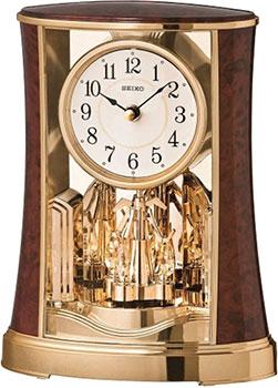 Seiko Настольные часы Seiko QXN229BN. Коллекция Настольные часы seiko ssc293p2 page 2