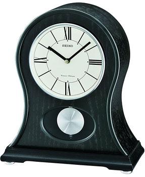 Seiko Настольные часы  Seiko QXQ027K. Коллекция Интерьерные часы seiko настольные часы seiko qhe092sl коллекция интерьерные часы