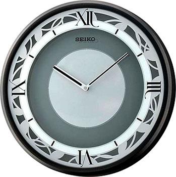 цена Seiko Настенные часы  Seiko QXS003KT. Коллекция Интерьерные часы онлайн в 2017 году