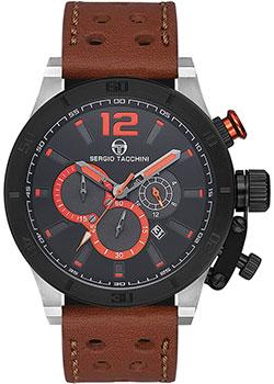 цена Sergio Tacchini Часы Sergio Tacchini ST.1.119.03. Коллекция Heritech онлайн в 2017 году