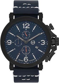 цена Sergio Tacchini Часы Sergio Tacchini ST.1.122.01. Коллекция Heritech онлайн в 2017 году