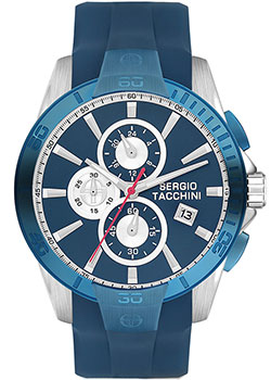 цена Sergio Tacchini Часы Sergio Tacchini ST.1.126.04. Коллекция Archivio онлайн в 2017 году