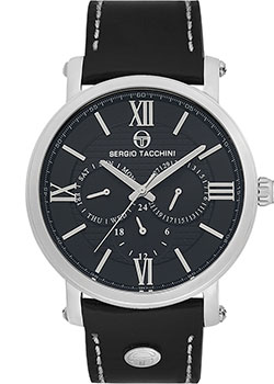 цена Sergio Tacchini Часы Sergio Tacchini ST.1.133.02. Коллекция City онлайн в 2017 году