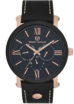 цена Sergio Tacchini Часы Sergio Tacchini ST.1.133.05. Коллекция City онлайн в 2017 году