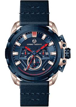 лучшая цена Sergio Tacchini Часы Sergio Tacchini ST.1.140.03. Коллекция Heritech