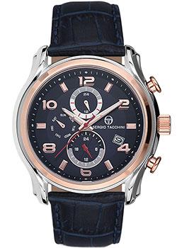 цена Sergio Tacchini Часы Sergio Tacchini ST.10.103.01. Коллекция City онлайн в 2017 году