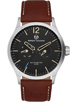 цена Sergio Tacchini Часы Sergio Tacchini ST.7.107.01. Коллекция City онлайн в 2017 году