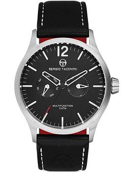 цена Sergio Tacchini Часы Sergio Tacchini ST.7.107.02. Коллекция City онлайн в 2017 году