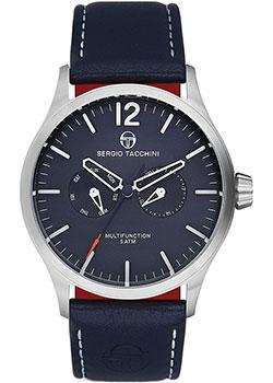 цена Sergio Tacchini Часы Sergio Tacchini ST.7.107.03. Коллекция City онлайн в 2017 году