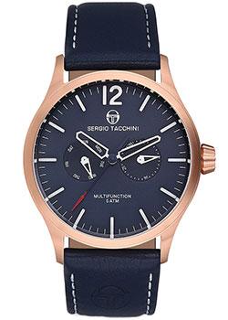 цена Sergio Tacchini Часы Sergio Tacchini ST.7.107.05. Коллекция City онлайн в 2017 году