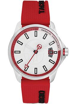 цена Sergio Tacchini Часы Sergio Tacchini ST.9.111.05. Коллекция Streamline онлайн в 2017 году
