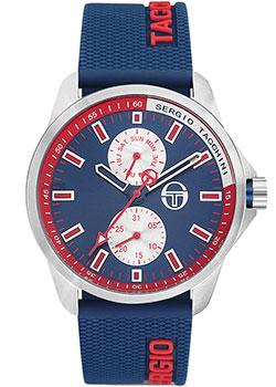 цена Sergio Tacchini Часы Sergio Tacchini ST.9.112.01. Коллекция Streamline онлайн в 2017 году