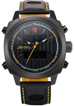 цена Shark Часы Shark SH494. Коллекция Silvertip Shark онлайн в 2017 году