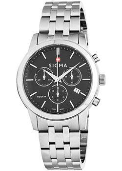 Sigma Часы Sigma S301.510.10.001. Коллекция Кварцевые часы sigma часы sigma s301 510 10 001 коллекция кварцевые часы