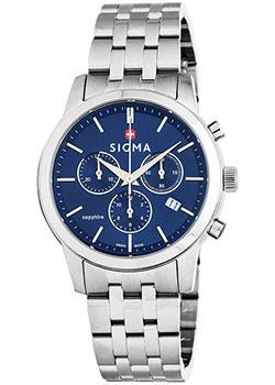 Sigma Часы Sigma S301.510.10.021. Коллекция Кварцевые часы цена