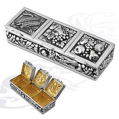 Аксессуар из серебра Ювелирное изделие 34-18133 аксессуар из серебра ювелирное изделие 34 80361