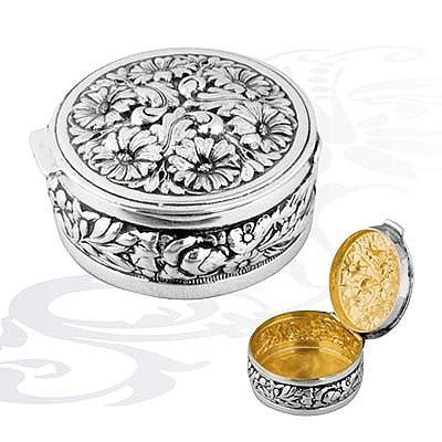 Аксессуар из серебра  Ювелирное изделие 34-18218