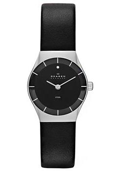 Skagen Часы Skagen SKW2048. Коллекция Leather часы nixon genesis leather white saddle