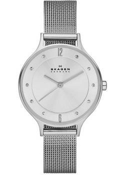 Skagen Часы Skagen SKW2149. Коллекция Mesh цена и фото