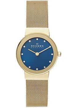 Skagen Часы Skagen SKW2182. Коллекция Mesh цена и фото
