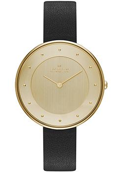 Skagen Часы Skagen SKW2262. Коллекция Leather skagen часы skagen skw2275 коллекция leather