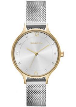 Skagen Часы Skagen SKW2340. Коллекция Mesh skagen швейцарские наручные женские часы skagen 358xsrm коллекция mesh