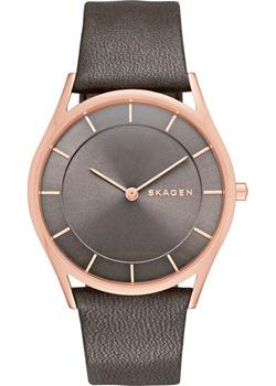 Skagen Часы Skagen SKW2346. Коллекция Leather skagen часы skagen skw6143 коллекция leather
