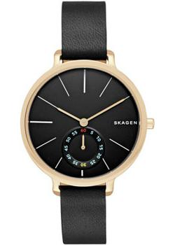 Skagen Часы Skagen SKW2354. Коллекция Leather skagen часы skagen skw6143 коллекция leather