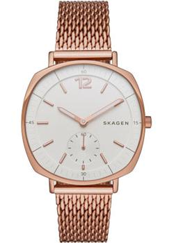 Skagen Часы Skagen SKW2401. Коллекция Mesh 7pcs universal nfc tags multicolor square nfc tag stickers lables for nfc enabled device wholesale