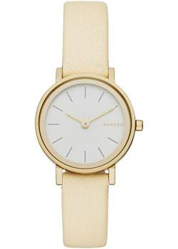 Skagen Часы Skagen SKW2444. Коллекция Leather skagen часы skagen skw2484 коллекция leather