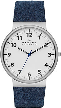 Часы Skagen Leather SKW6098