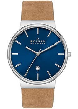 Skagen Часы Skagen SKW6103. Коллекция Leather 100