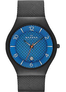 цена Skagen Часы Skagen SKW6147. Коллекция Mesh онлайн в 2017 году