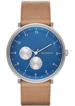 Skagen Часы Skagen SKW6167. Коллекция Leather