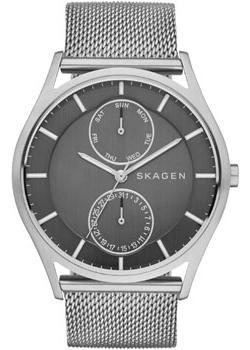 цена Skagen Часы Skagen SKW6172. Коллекция Mesh онлайн в 2017 году