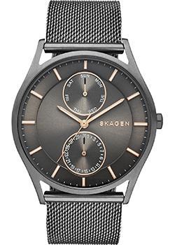 цена Skagen Часы Skagen SKW6180. Коллекция Mesh онлайн в 2017 году