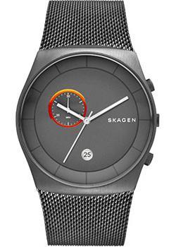 Skagen Часы Skagen SKW6186. Коллекция Mesh skagen ремни и браслеты для часов skagen skskw2267