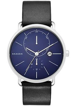 Skagen Часы Skagen SKW6241. Коллекция Leather ruize vintage diary thick notebook bible book leather agenda gold edge blank paper note book office school supplies stationery