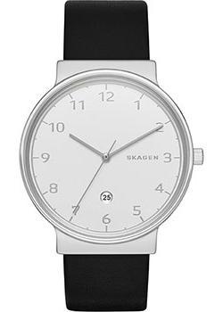 Skagen Часы Skagen SKW6291. Коллекция Leather цена и фото