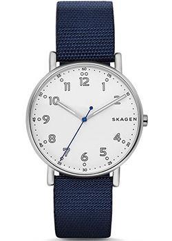 Skagen Часы Skagen SKW6356. Коллекция Nylon цена и фото
