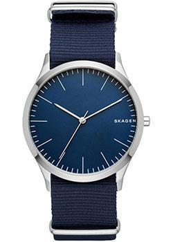 Skagen Часы Skagen SKW6364. Коллекция Nylon часы skagen skagen sk006dwbfyo0