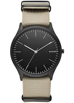 Skagen Часы Skagen SKW6367. Коллекция Nylon часы nixon porter nylon gold white red