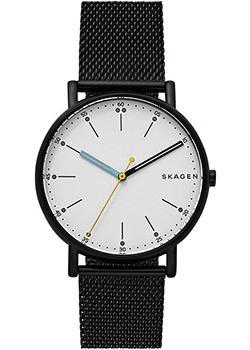 Skagen Часы Skagen SKW6376. Коллекция Mesh skagen часы skagen 358sgscd коллекция mesh