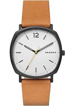 Skagen Часы Skagen SKW6379. Коллекция Leather цена и фото