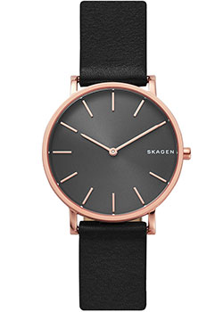 Часы Skagen Leather SKW6447