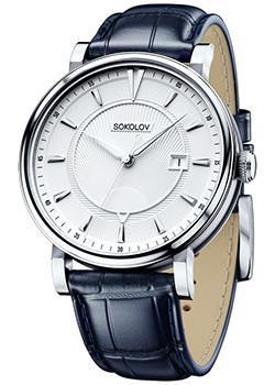 Sokolov Часы Sokolov 101.30.00.000.06.03.3. Коллекция Pulse цена