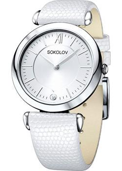 Sokolov Часы Sokolov 105.30.00.000.01.02.2. Коллекция Perfection цена 2017