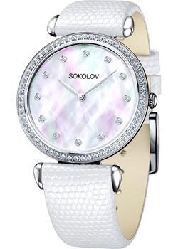 Sokolov Часы Sokolov 106.30.00.001.05.02.2. Коллекция Perfection цена и фото